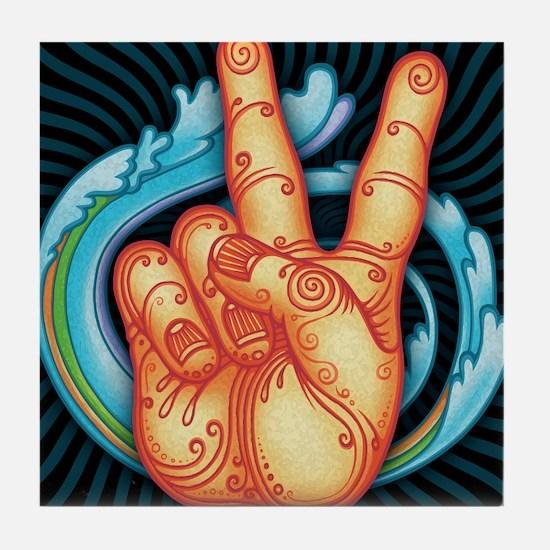 peacehand-pmax-PLLO Tile Coaster