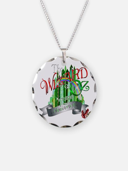 Wizard of OZ 75th Anniversar Necklace
