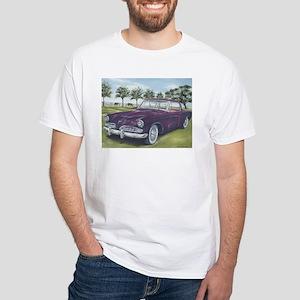 1954 Studebaker White T-Shirt