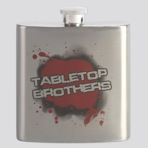 Tabletop Brothers Flask