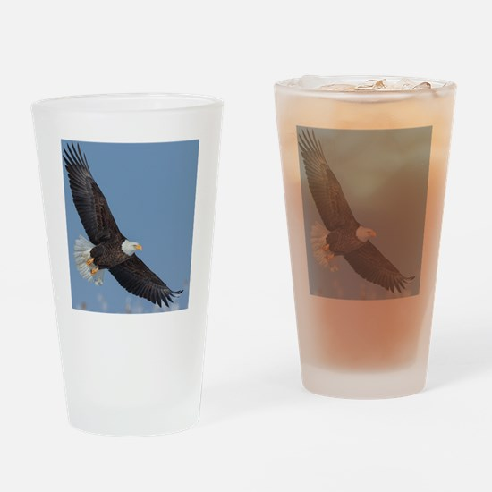 Eagle 10x Drinking Glass