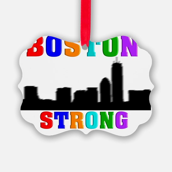 BOSTON STRONG 1 Ornament