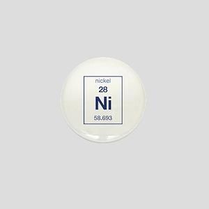 Nickel Mini Button