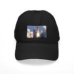 Space Shuttle Atlantis Black Cap