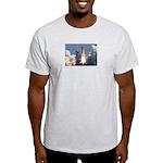 Space Shuttle Atlantis / EARTH Light T-Shirt