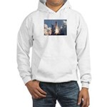 Space Shuttle Atlantis /EARTH Hooded Sweatshirt