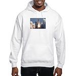 Space Shuttle Atlantis /EARTH Hooded Sweatshirt
