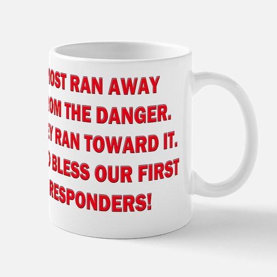 FIRST RESPONDERS Mug