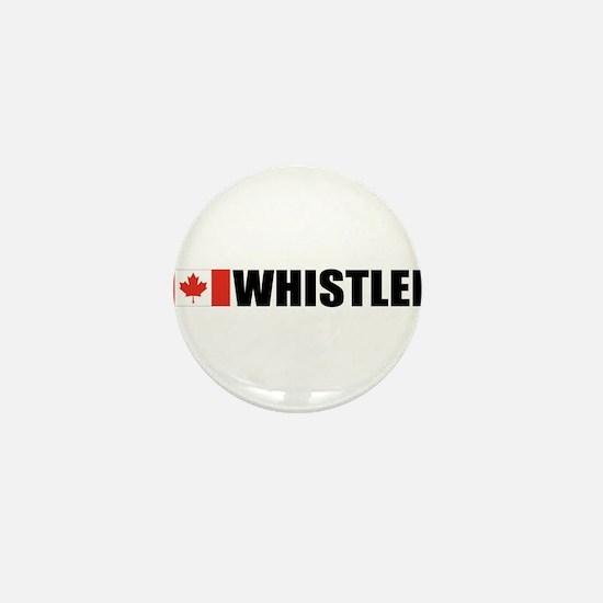 Whistler, British Columbia Mini Button