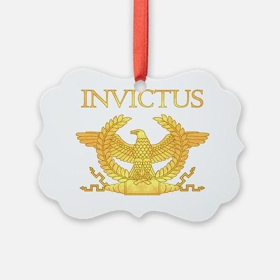 Invictus Eagle Ornament