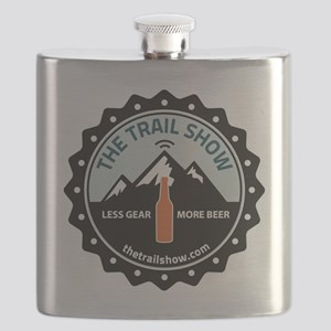 The Trail Show - New Logo Flask