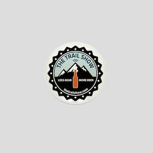 The Trail Show - New Logo Mini Button