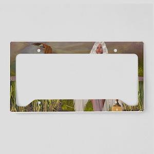 tw_pillow_case License Plate Holder