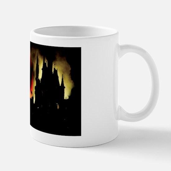 Kingdom Horror Castle Mug