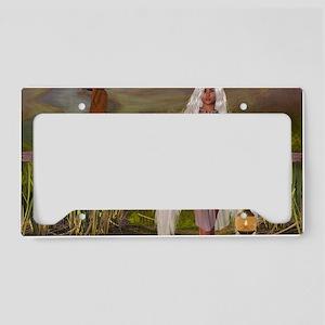 tw_laptop_skin License Plate Holder