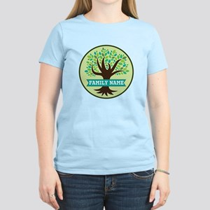 Genealogy Family Tree Personalized T-Shirt
