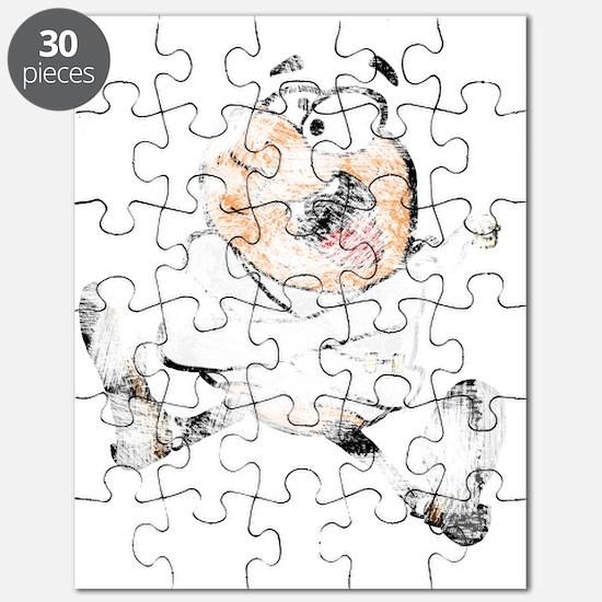 Rough Nut Puzzle