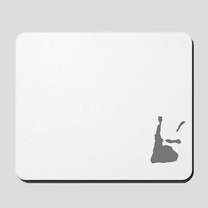 Funny Brazilian Jiu Jitsu designs Mousepad