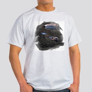 Beaver Ash Grey T-Shirt