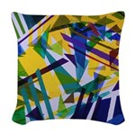 Freedom is Coming Woven Throw Pillow