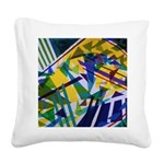 Freedom is Coming Square Canvas Pillow