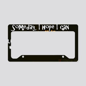 New iphone License Plate Holder