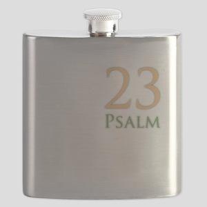 psalms 23 dark colors Flask