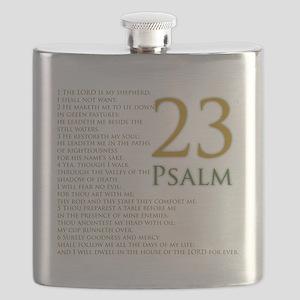 twenty third psalm Flask
