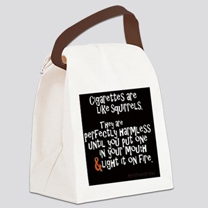 Perfectly Harmless Canvas Lunch Bag