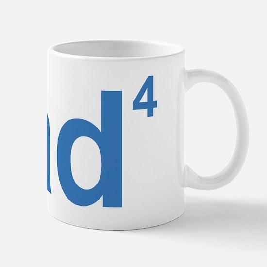 dadOfFourKids1A Mug