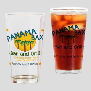Panama Bax Drinking Glass