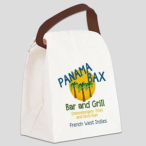 Panama Bax Canvas Lunch Bag