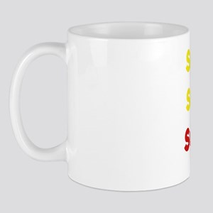 superMomTired1D Mug