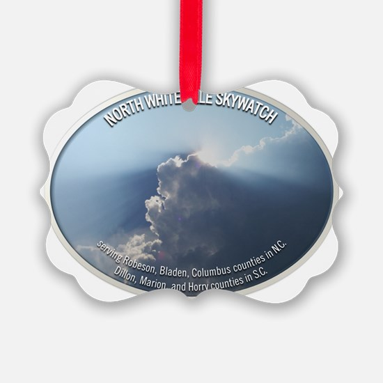North Whiteville Skywatch Ornament
