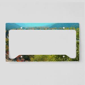 Dolores Evening License Plate Holder