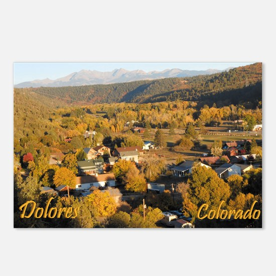 Dolores  Hesperes Postcards (Package of 8)