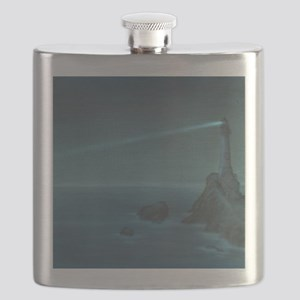 A Light in the Darkness Flask