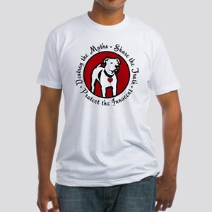 Response-a-Bull Rescue Logo Fitted T-Shirt