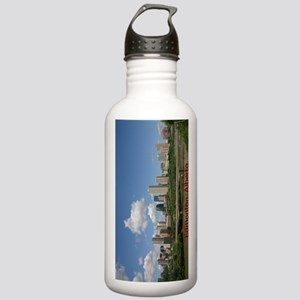 Edmonton Skyline and B Stainless Water Bottle 1.0L