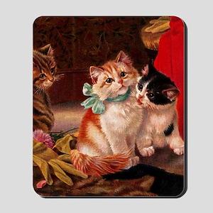 tvk_shower_curtain Mousepad