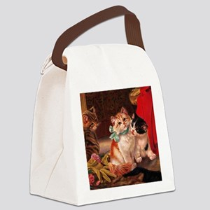 tvk_shower_curtain Canvas Lunch Bag