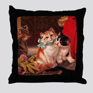 tvk_shower_curtain Throw Pillow