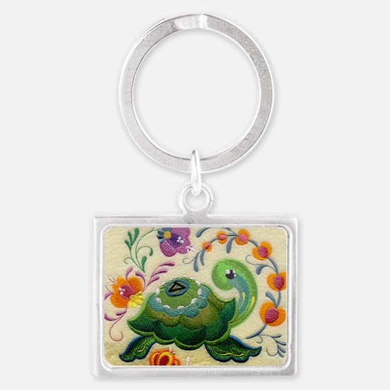 ODAT One day at a time Landscape Keychain