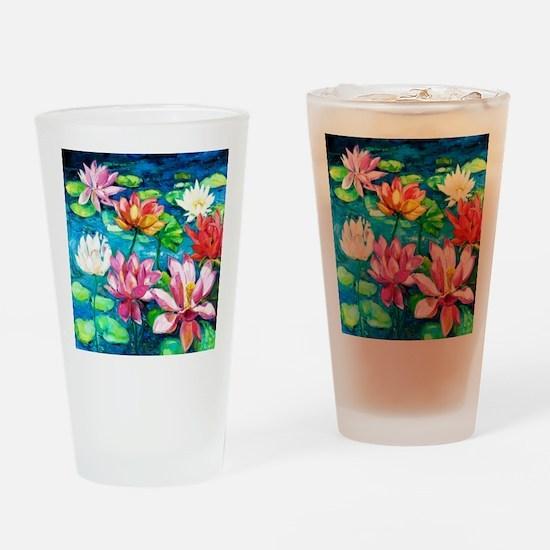 showercurtain681 Drinking Glass