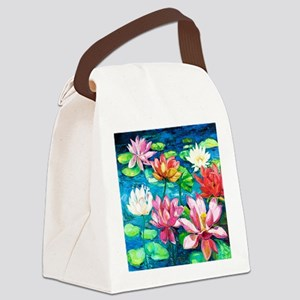 showercurtain681 Canvas Lunch Bag
