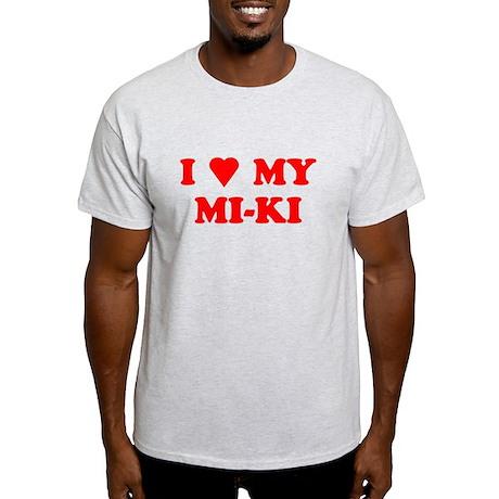 MI-KI SHIRTS MI-KI T-SHIRT I Light T-Shirt