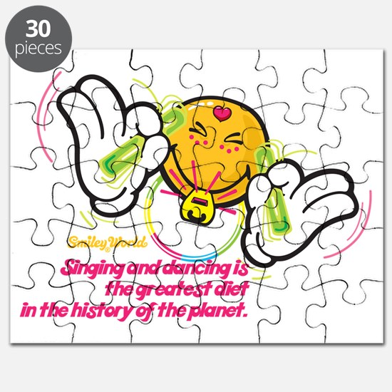raving smiley Puzzle