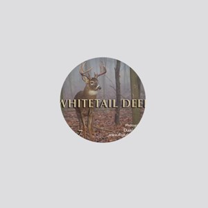 Whitetail Deer, Issue 7 Mini Button