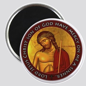 Jesus Prayer - Bridegroom Icon Magnet