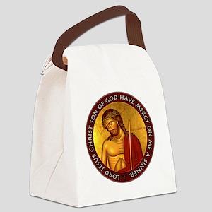 Jesus Prayer - Bridegroom Icon Canvas Lunch Bag